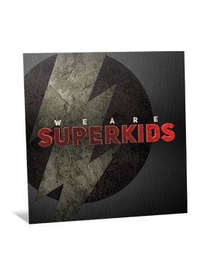 We are Superkids Music CD x2-0