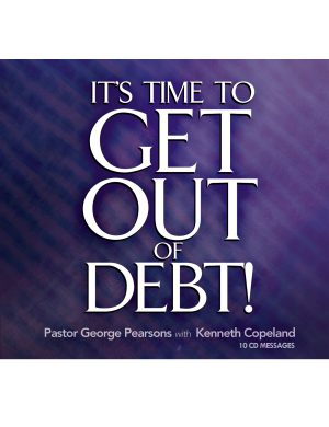 It's Time to Get Out of Debt 12 CD set
