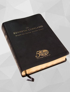 Kenneth Copeland Word of Faith Study Bible-0