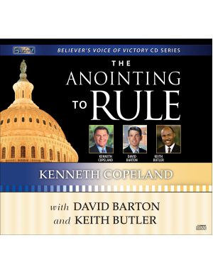The Anointing to Rule