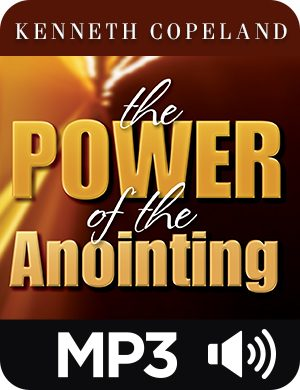 The Power of the Anointing Weekly Offer