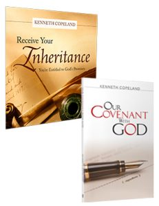 Receive your inheritance