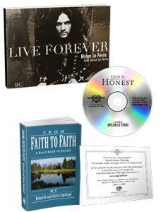 God Is Honest package image