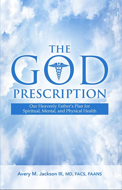 God prescription book image