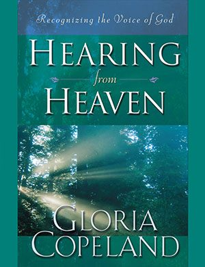 Hearing from Heaven book image