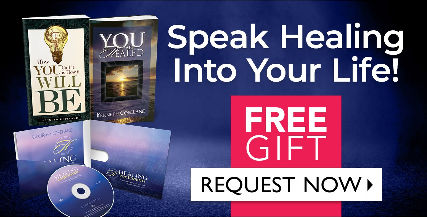 Healing confessions package link