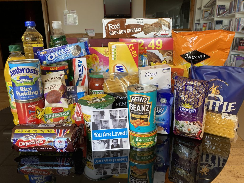Hebron Church Food Hamper