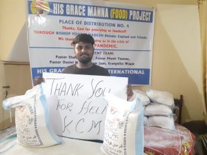 HGCI Manna Food Project