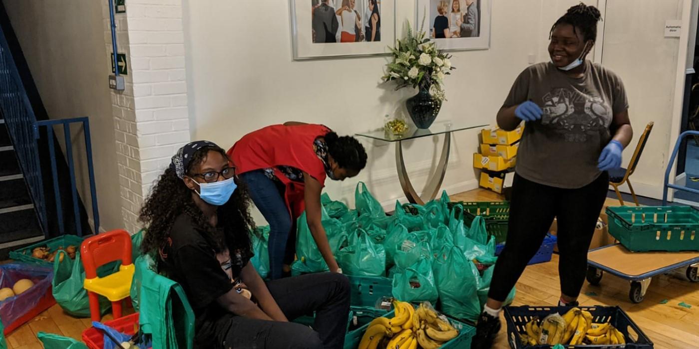 Harvest Church Outreach