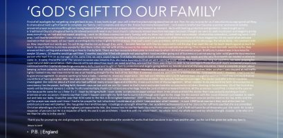God's Gift To our Family Preview