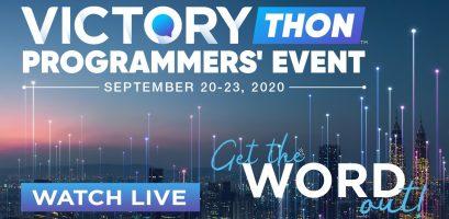 VictoryThon 2020 News post