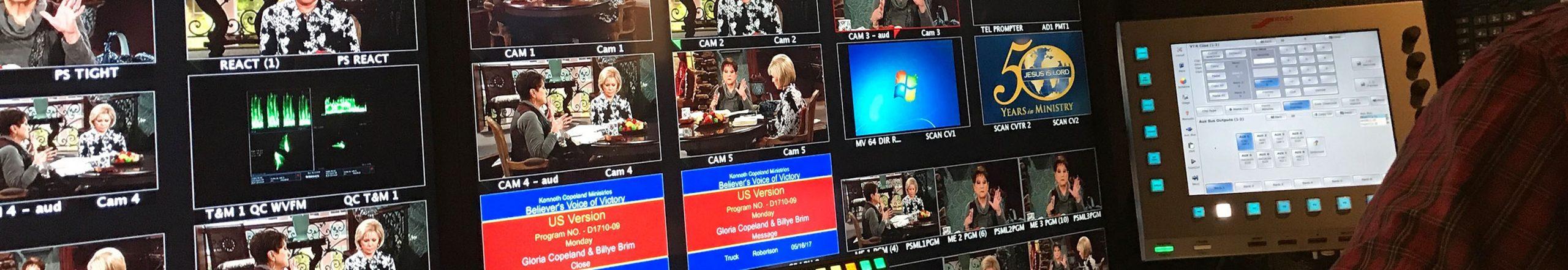 KCM Europe - TV Listings