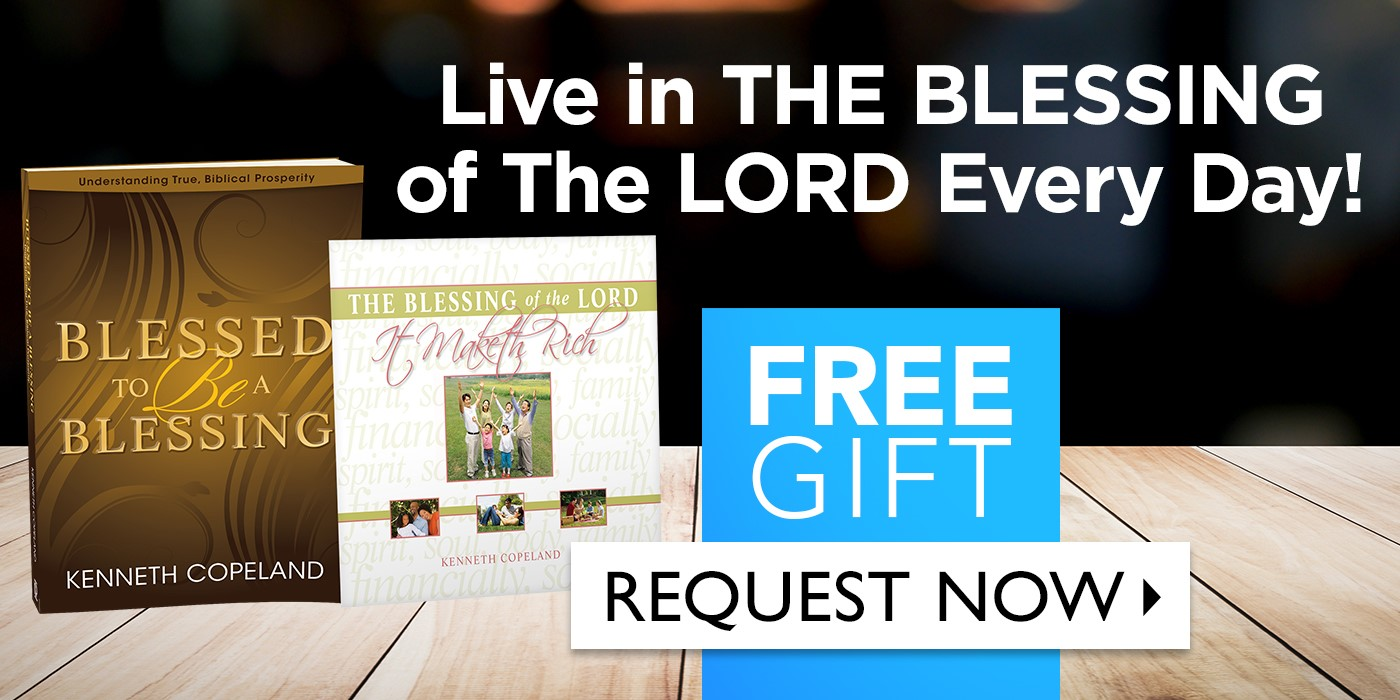 Living In The Blessing Package