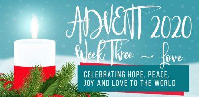 Advent Week 3 - Love link image