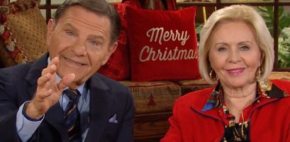 Kenneth and Gloria Copeland Christmas Greeting 2020