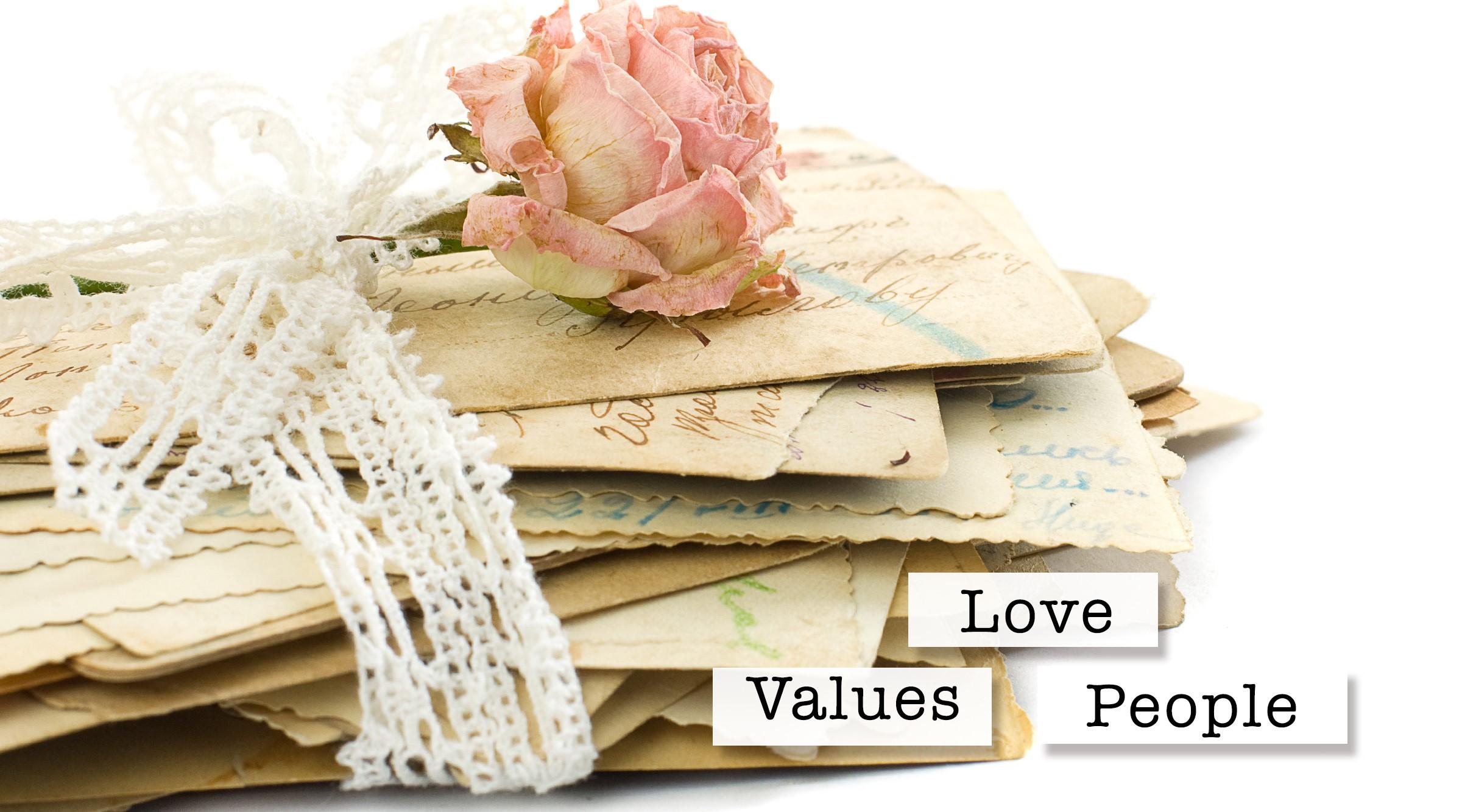 Love Values People