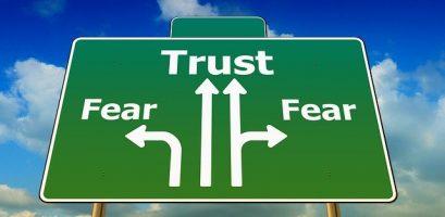 Walking free from fear