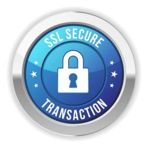 SSL Secure Transaction Checkout