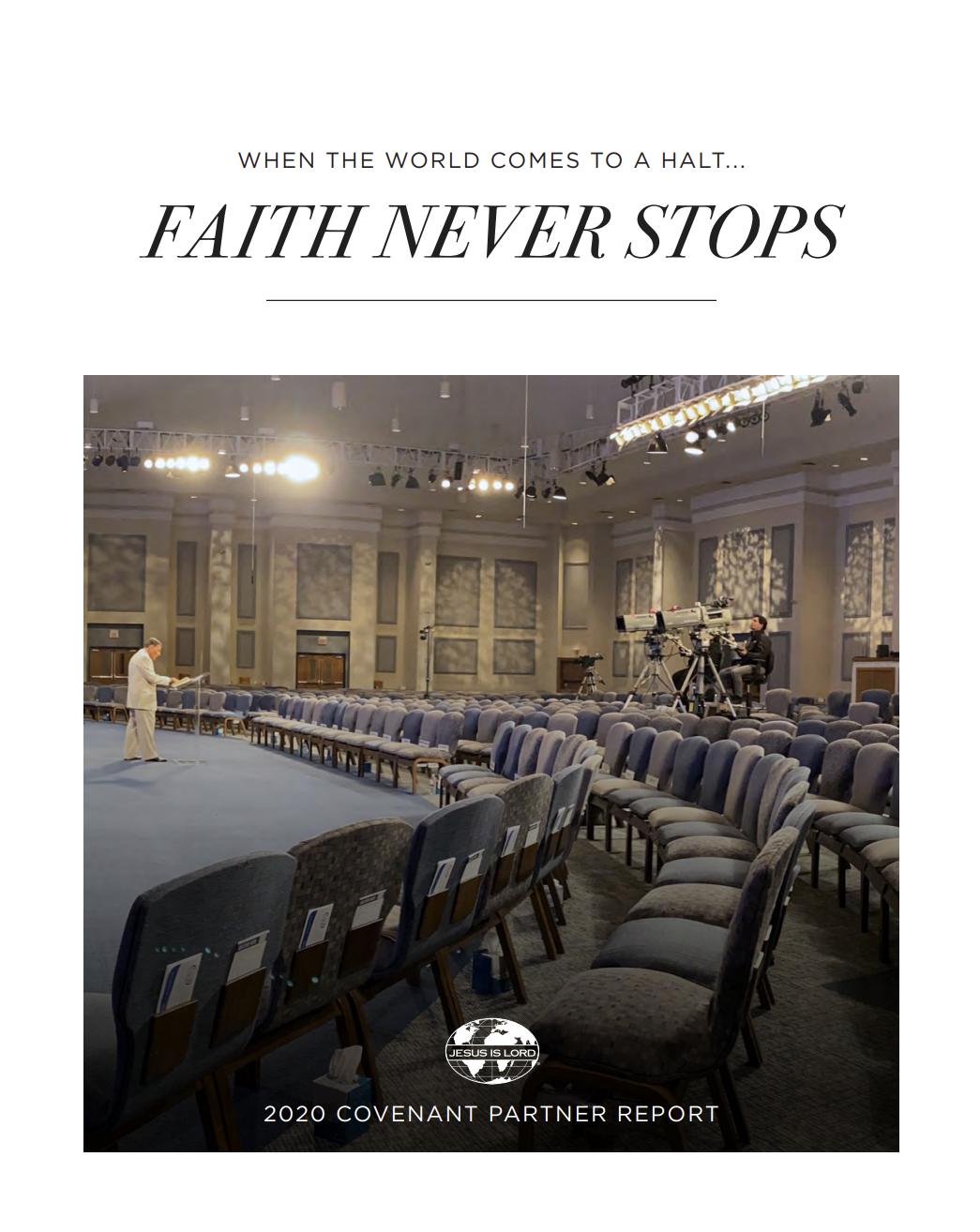 2020 Covenant Partnership Report