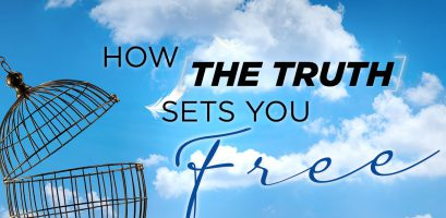 How the truth sets you free - blog post image