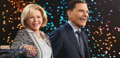 Kenneth Copeland's Testimony on how he became a covenant partner with Oral Roberts Ministries