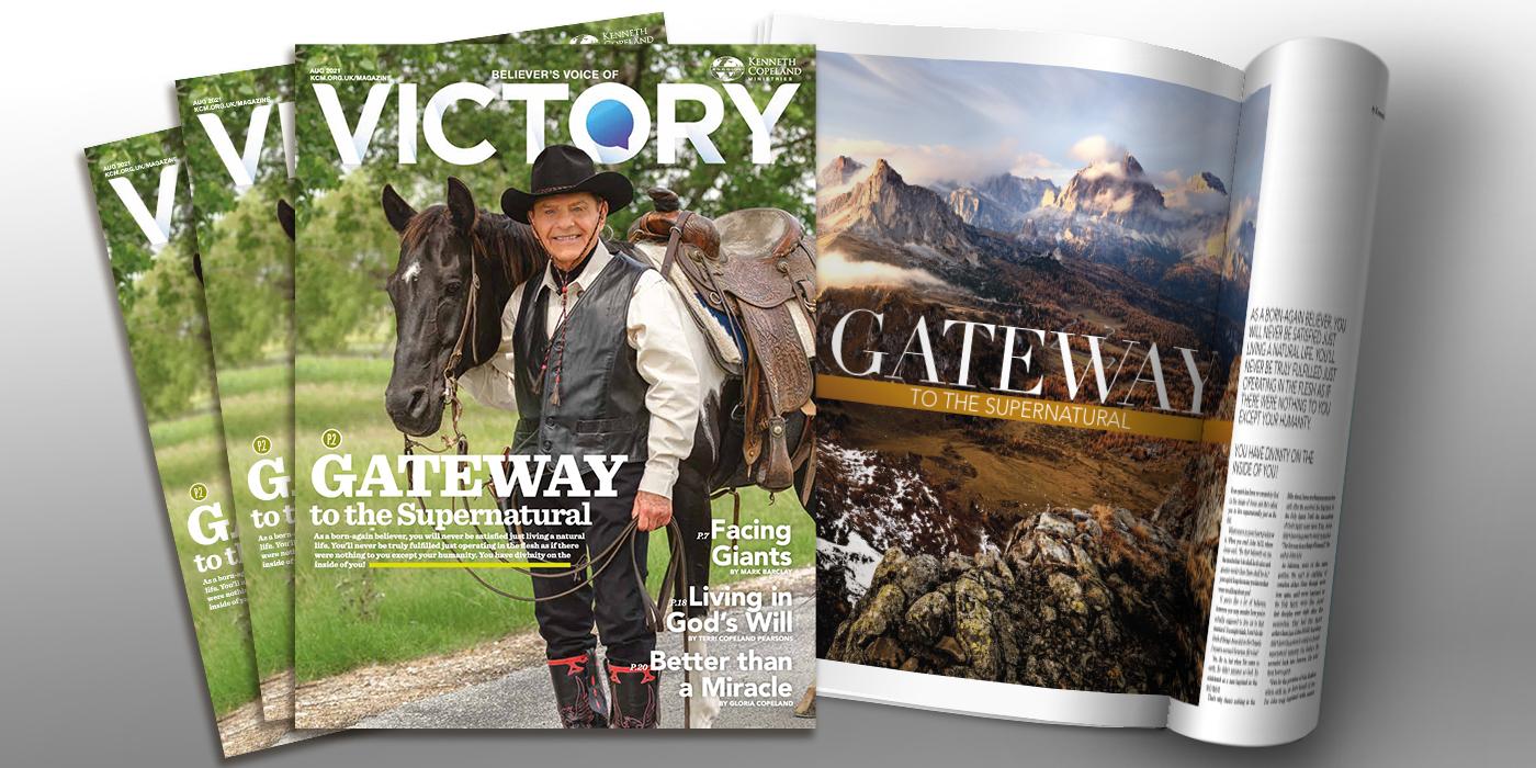 Current Victory Magazine