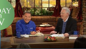 The Goodness of God Chases After You - Victory broadcast from KCM Europe