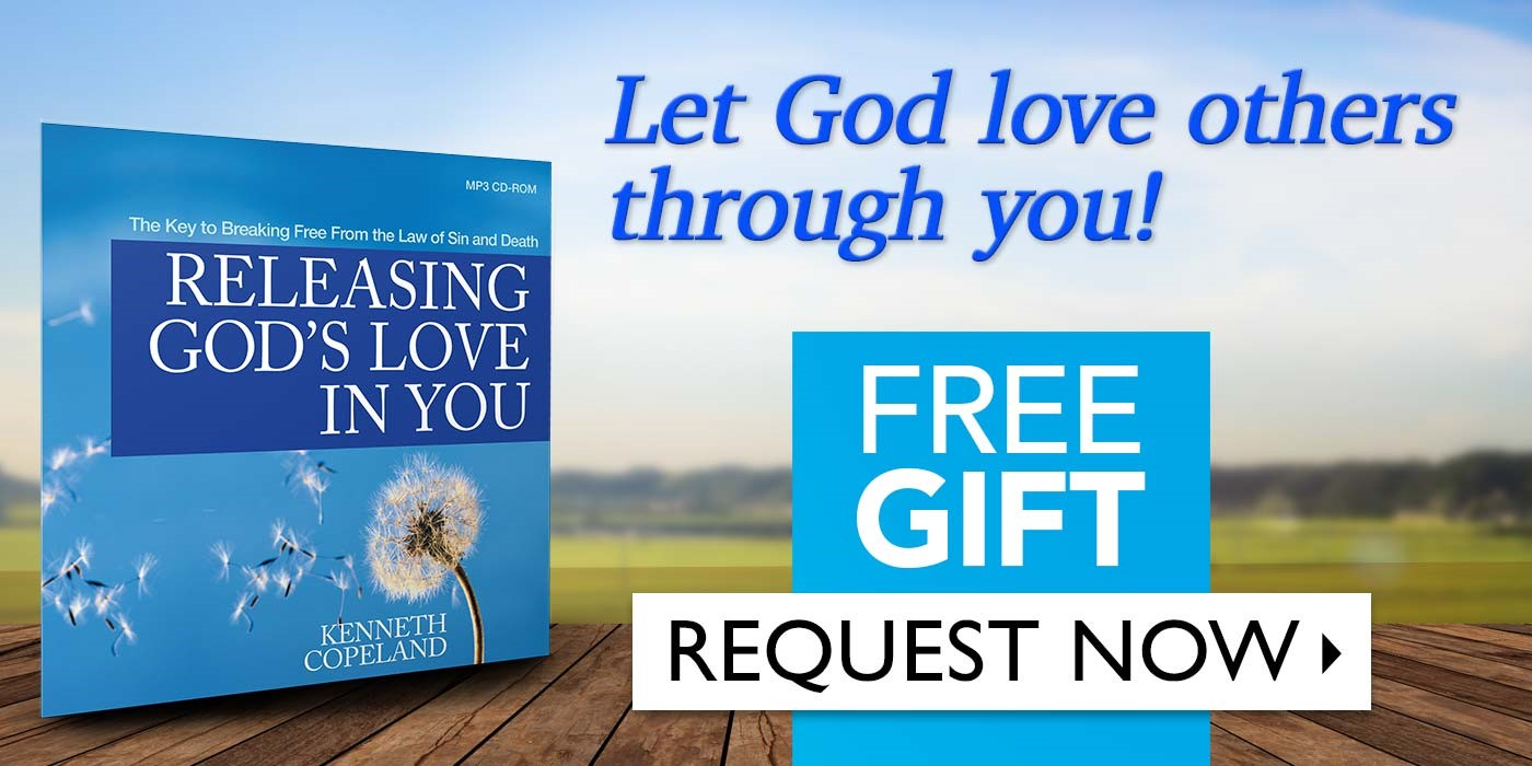 Releasing God's Love in You
