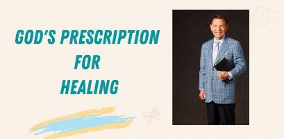 Gods Prescription for Healing