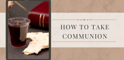 How to take communion