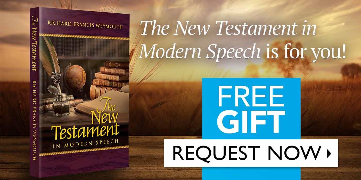 The New Testament In Modern Speech