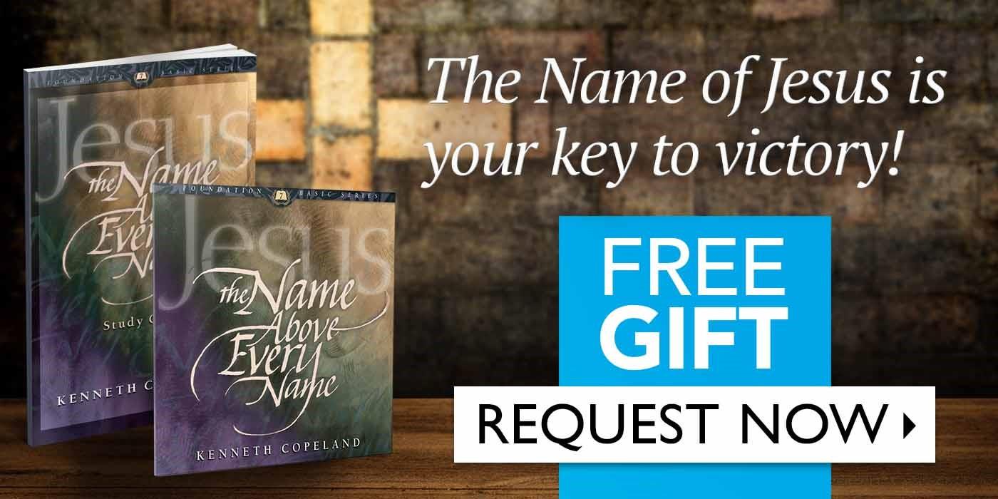 Jesus – Name Above Every Name
